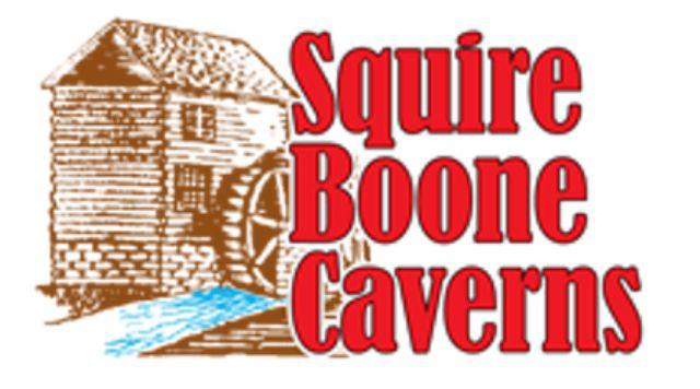 Squire Boone Caverns Logo