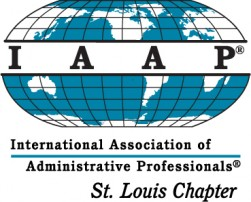 St. Louis Chapter IAAP Logo