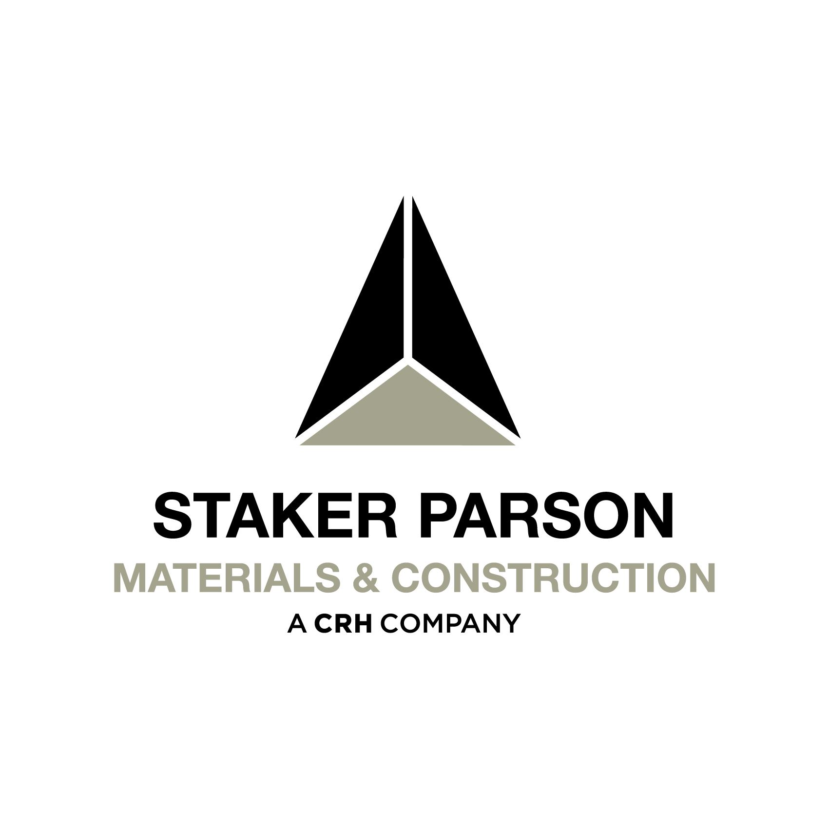 Staker Parson Materials & Construction Logo