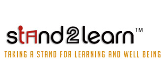 PositiveMotion LLC dba Stand2Learn Logo