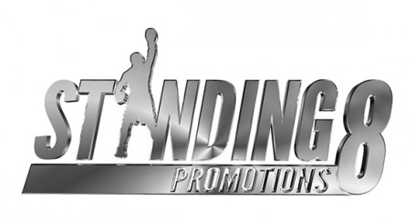 Standing 8 Promotions Logo