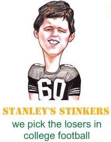 Stanley's Stinkers Logo