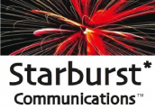 Starburst Communications Logo