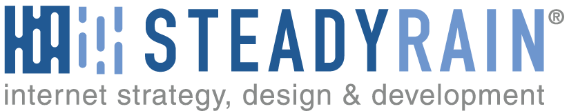 SteadyRainMarketing Logo