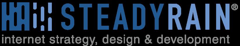 SteadyRainMarketing Logo
