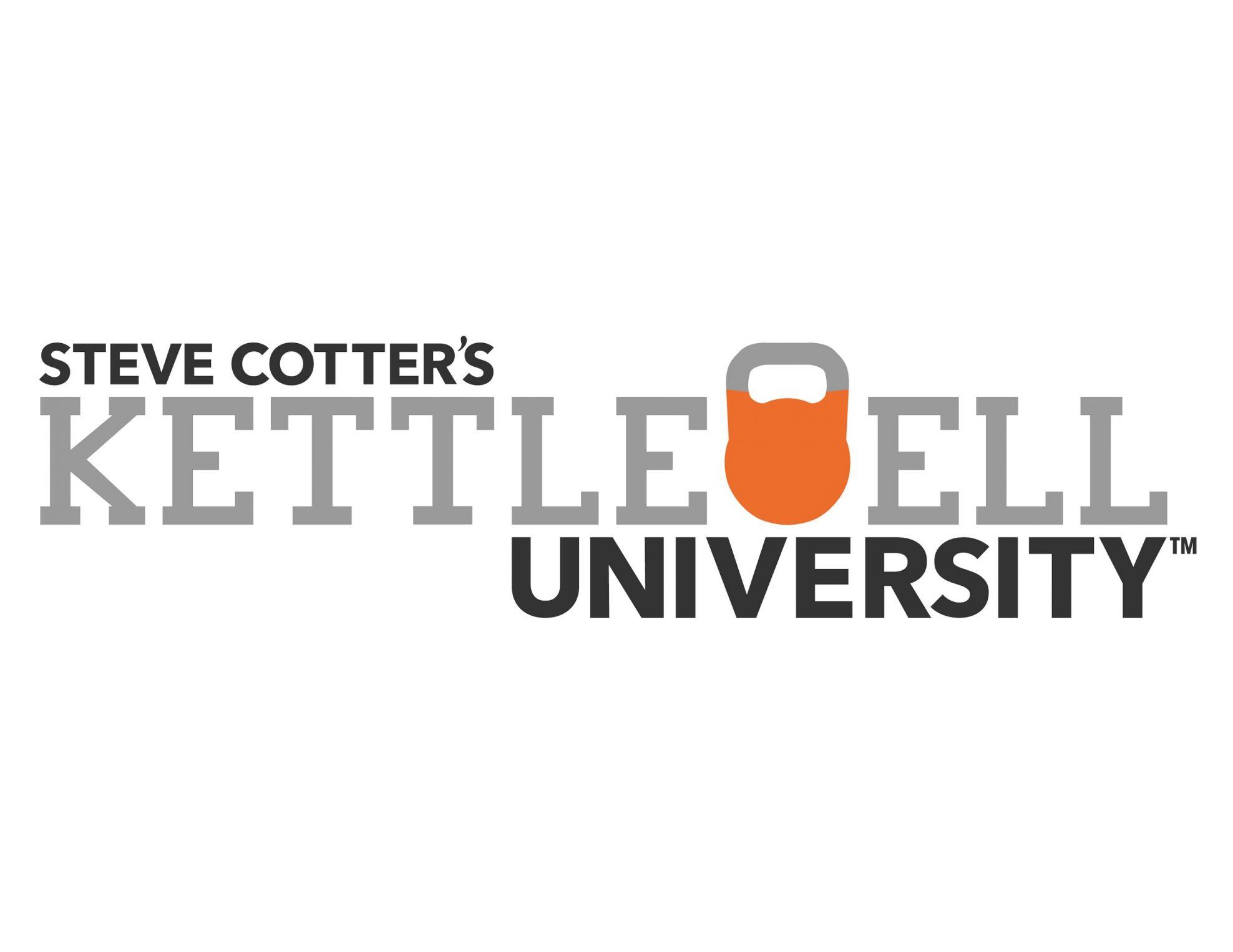 Steve Cotter's Kettlebell University™ Logo