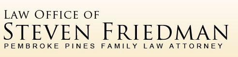 Law Office of Steven Friedman Logo