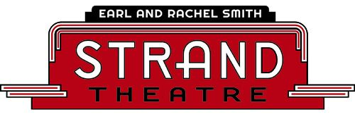 Earl and Rachel Smith Strand Theatre Logo
