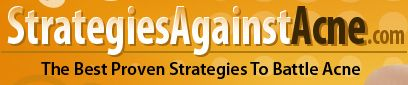 StrategyAgainstAcne Logo