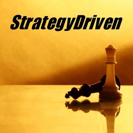 StrategyDriven Logo