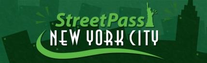 StreetPassNYC Logo