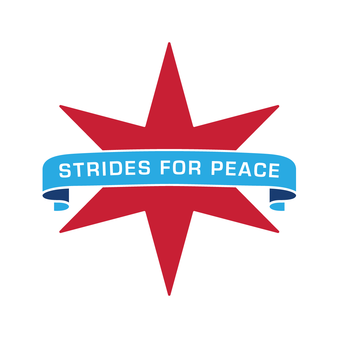 Strides For Peace Logo