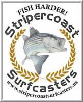Stripercoast Surfcasters Club Logo