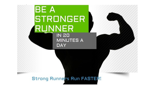 Stronger Runner Logo