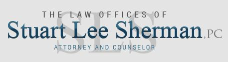 The Law Offices of Stuart Lee Sherman, PC Logo