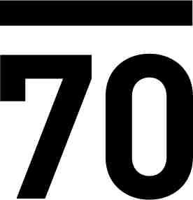 Sub70Golf Logo
