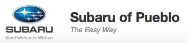 Subaru of Pueblo Logo