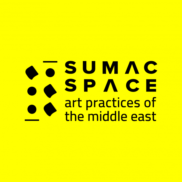 Sumac Space–Art Practices of the Middle East Logo