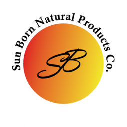 Sun Born Natural Products Co. Logo