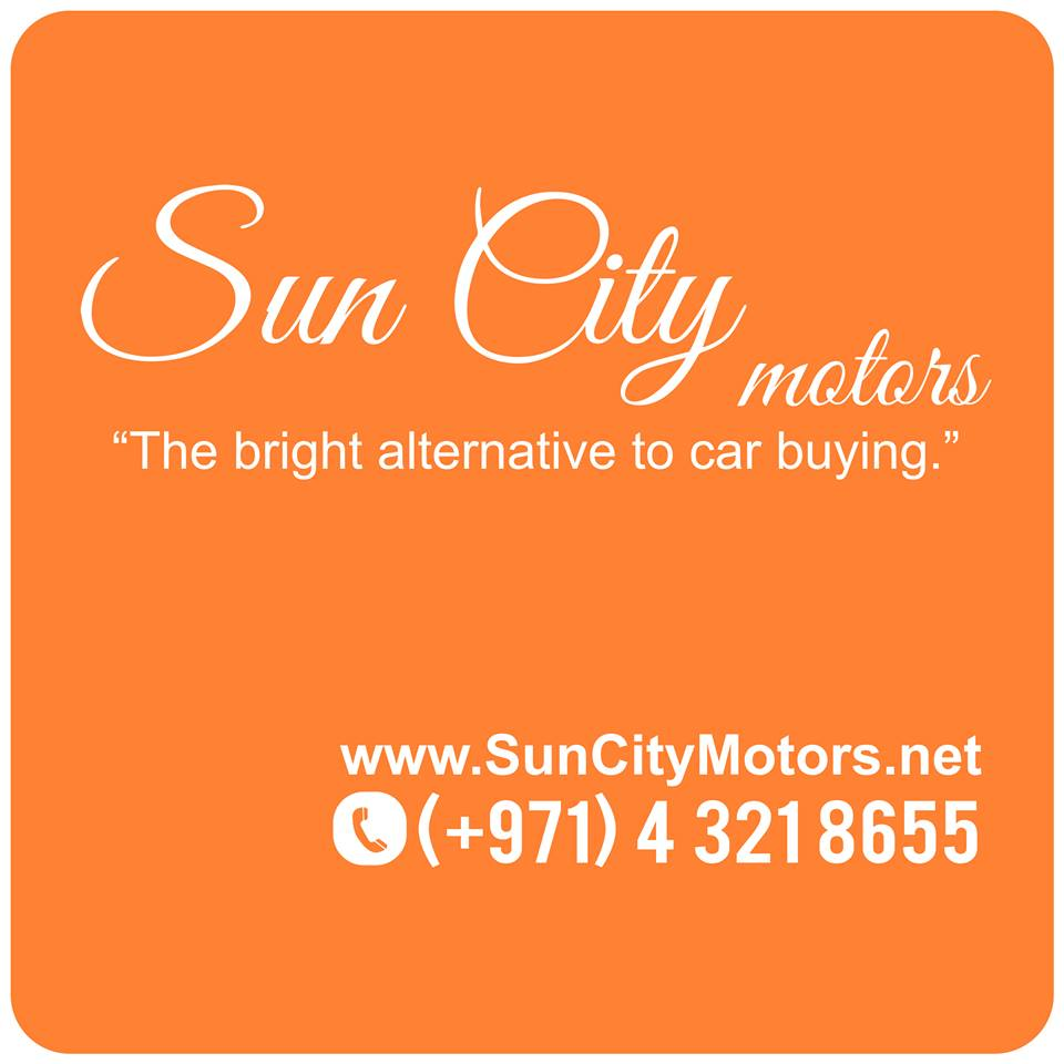 Sun City Motors Logo