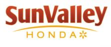 Sun Valley Honda Logo