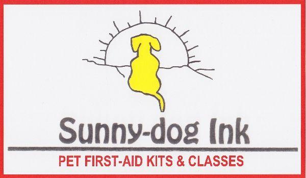 Sunny-dog Ink Logo