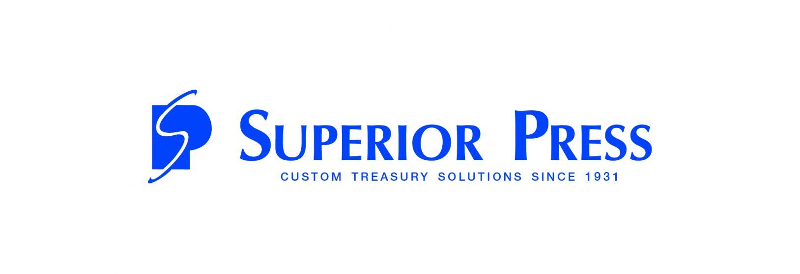 Superior Press Logo