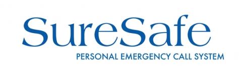 SureSafe Alarms Australia Logo
