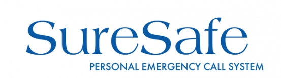 SureSafe Alarms USA Logo