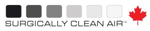 Surgically Clean Air Logo