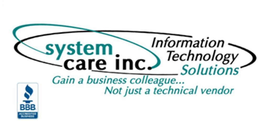 System Care Inc. Logo