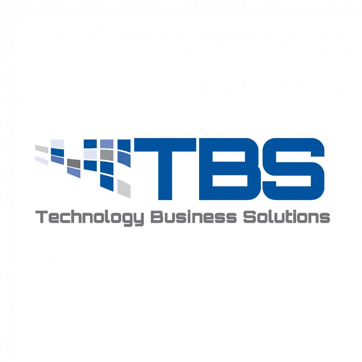 Technology Business Solutions Logo