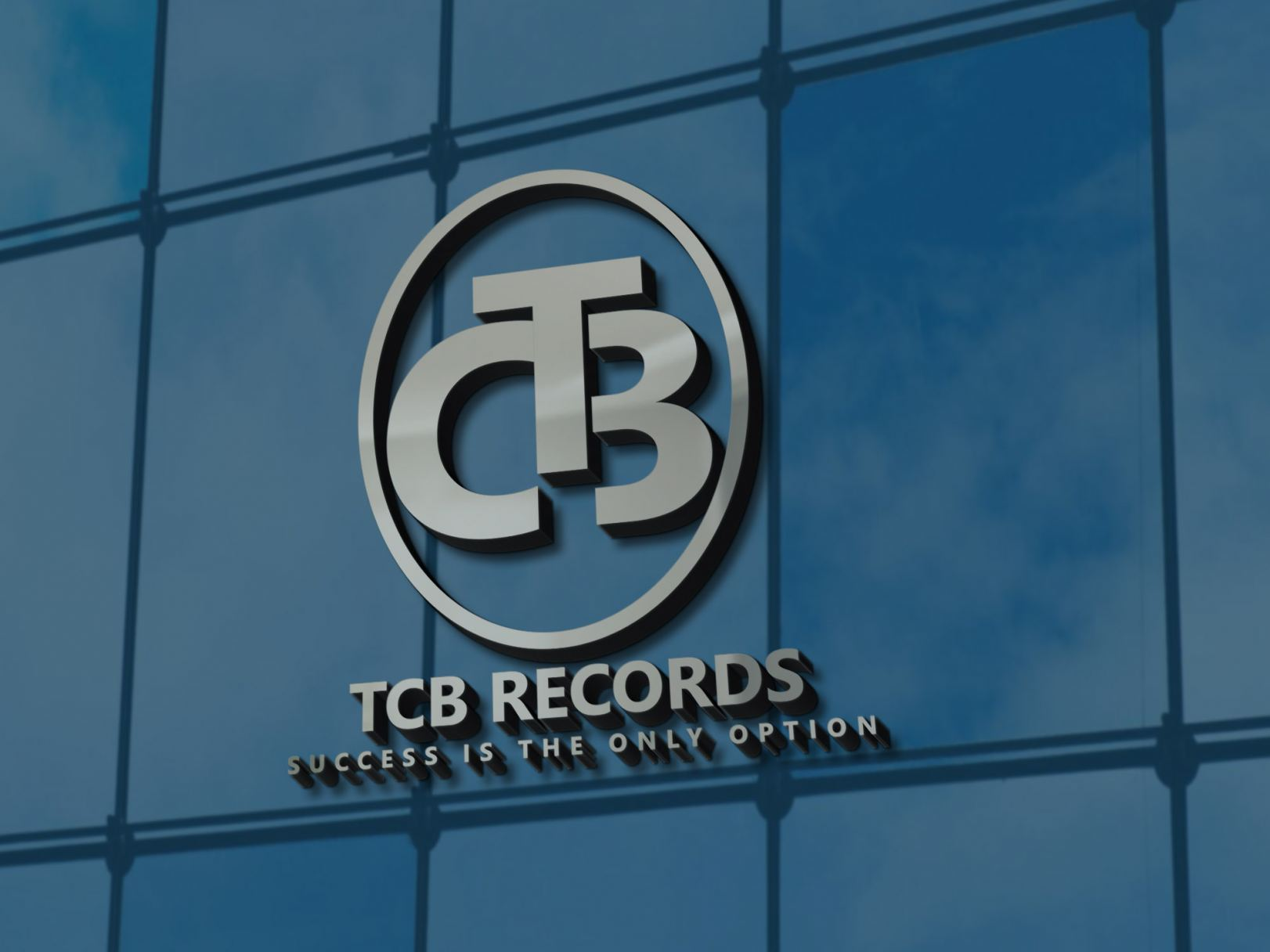 TCB RECORDS Logo