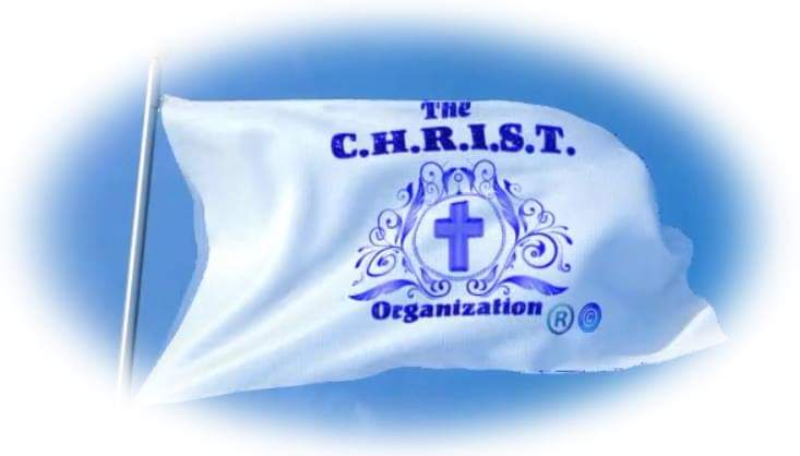 The C.H.R.I.S.T. Organization Logo