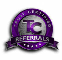 TC Referrals Logo