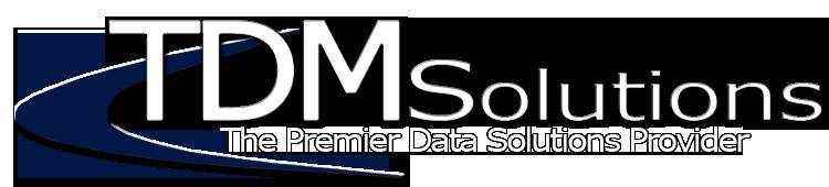TDM Solutions Logo