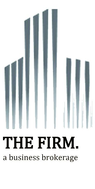 THE FIRM Business Brokerage Logo