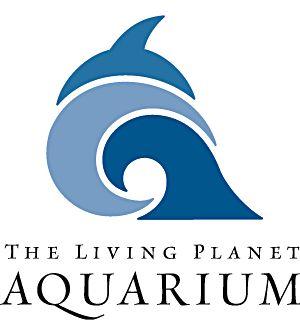 The Living Planet Aquarium Logo
