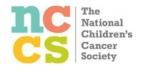 The National Children's Cancer Society Logo