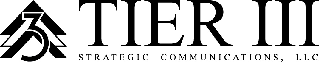 Tier III Strategic Communications, LLC Logo