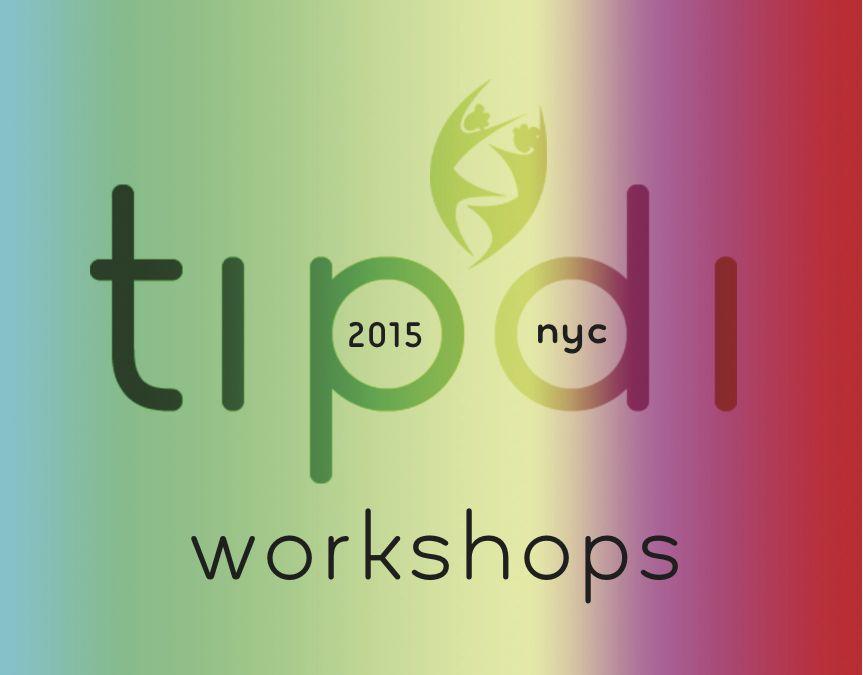 The International Partner Dance Intensive (TIPDI) Logo