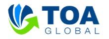 TOA Global Logo