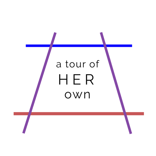 A Tour Of Her Own LLC Logo