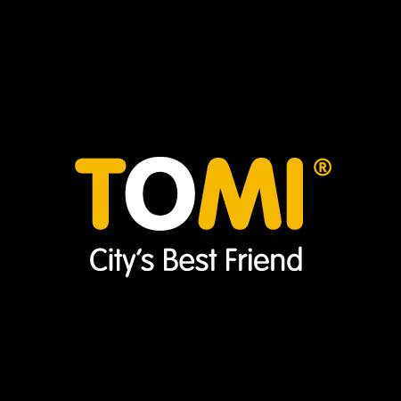 TOMI WORLD Logo