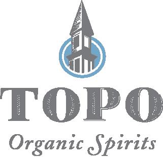 TOPO Distillery Logo