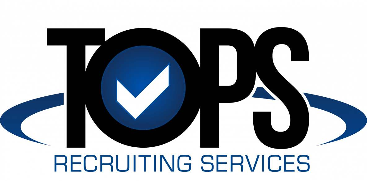 TOPS Recruiting Services Logo