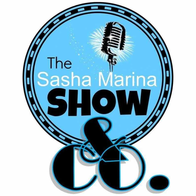 The Sasha Marina Show & CO. Logo