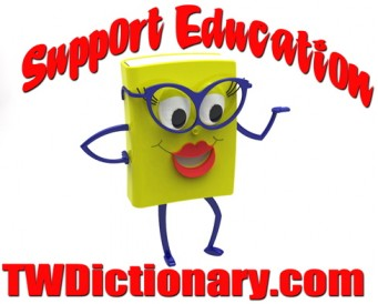 TWDictionary Logo