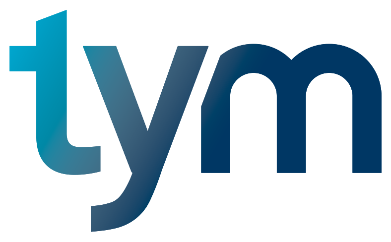 TYM Smart Homes & Home Theaters Logo