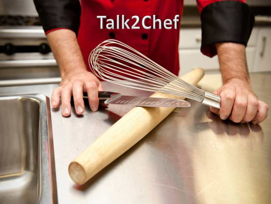 Talk2Chef Logo